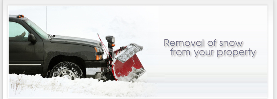 Toronto Snow Removal Snow Plowing in Richmond Hill Removal of snow from your property Snow Removal in Thornhill